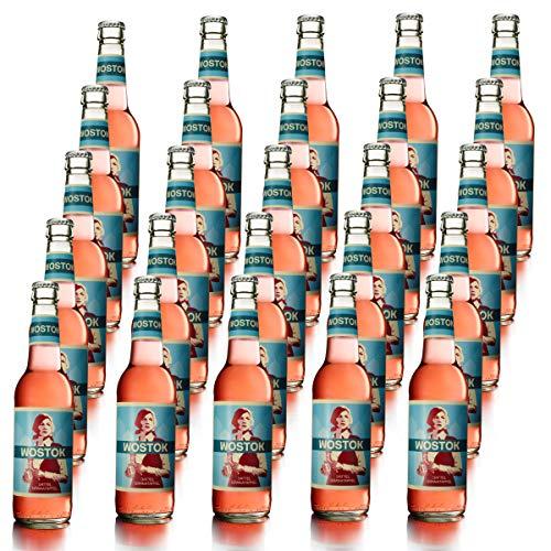 Wostok Dattel Granatapfel 25 Flaschen je 0,33l
