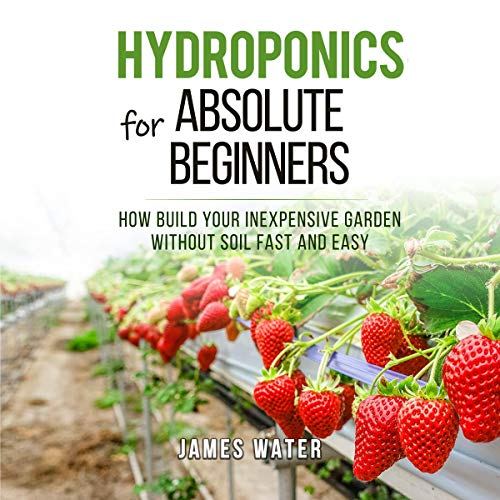Hydroponics for Absolute Beginners Titelbild