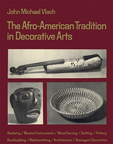Compare Textbook Prices for The Afro-American Tradition in Decorative Arts Brown Thrasher Books Ser 1st Edition ISBN 9780820312330 by Vlach, John Michael