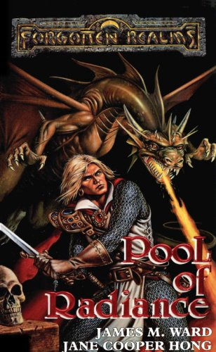 Pool of Radiance (The Heroes of Phlan Book 1) (English Edition)