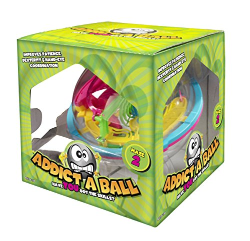 Kidult Addictaball Addict A Ball Small Maze 2 Puzzle Game