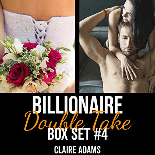 Billionaire Double Take Box Set 4 audiobook cover art