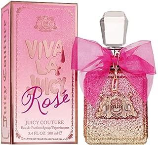 Viva La Juicy Rose by Juicy Couture for Girls - Eau de Parfum, 100 ml
