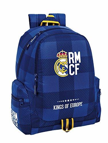 """Real Madrid """"Blue"""" Rucksack anpassbar an großen LKW"""