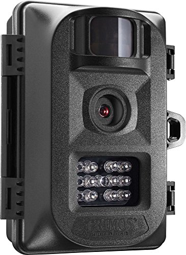 Primos Easy Cam IR LED 5MP Game or Trail Camera Black, 63051