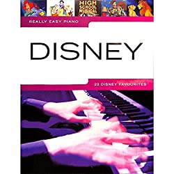 Really Easy Piano: Disney - Partitions