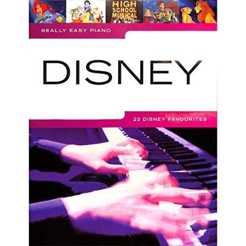 Really Easy Piano: Disney. Für Klavier