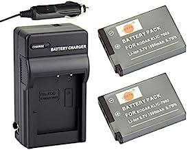 7003 ACCU Batería Para KODAK KLIC 7003 KLIC 7003 KLIK