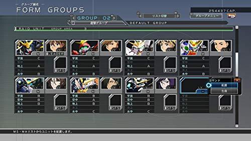【PS4】SDガンダムジージェネレーションクロスレイズ