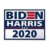 tomoyou 30X40CM Biden Harris 2020 Yard Sign, Campagne de financement participatif Joe a Fait Campagne pour la décoration de Jardin de la Carte présidentielle