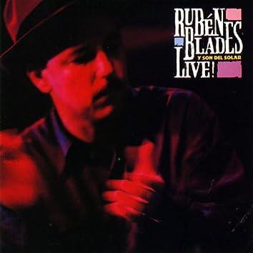 Ruben Blades Y Son Del Solar...Live!