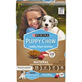 Purina Puppy Chow Natural High Protein Dry Puppy...