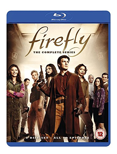 Firefly Season 1 BD [Reino Unido] [Blu-ray] 🔥
