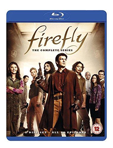 Firefly Season 1 BD [Reino Unido] [Blu-ray] ⭐
