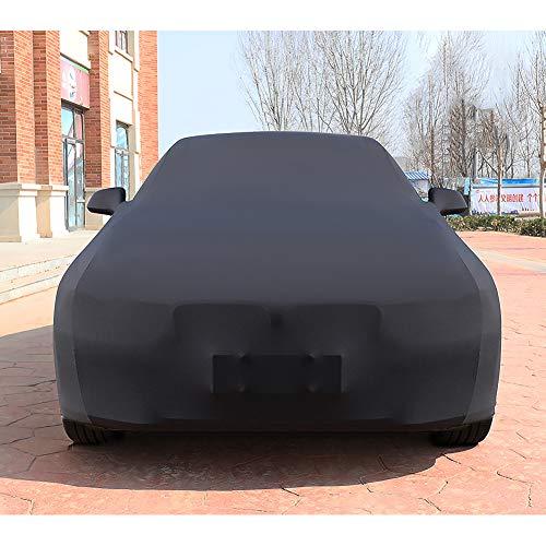 LFOTPP Telo copriauto con elastico per T-ROC, copertura antipolvere per auto