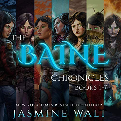 The Baine Chronicles Books 1-7: A Boxed Set Collection Audiobook By Jasmine Walt cover art