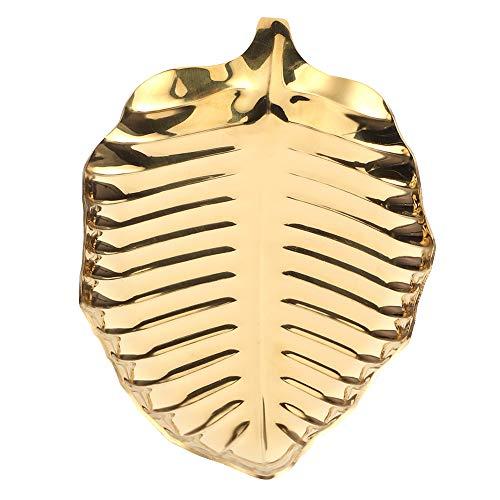 La placa de la joyería, embellece el organizador dorado de la joyería...
