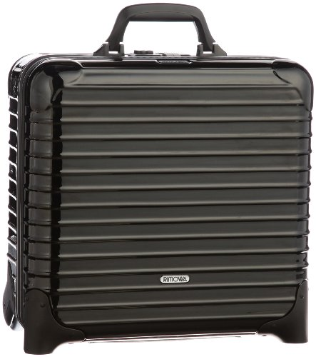 Rimowa Salsa Deluxe Noir 850-40 Business Trolley Noir