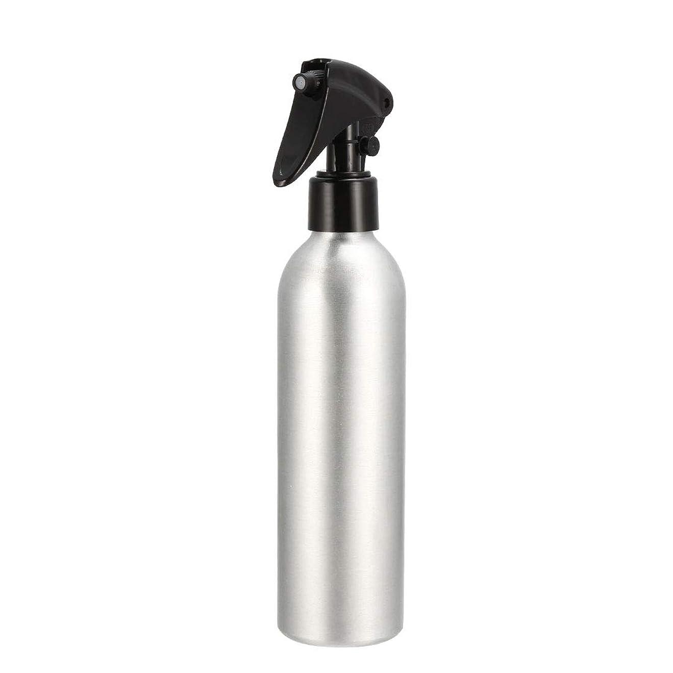 頑丈散歩に行く塩辛いuxcell uxcell アルミスプレーボトル ファインミストスプレー付き 空の詰め替え式コンテナ トラベルボトル 8.5oz/250ml