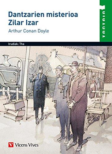 Dantzarien Misterioa Zilar Izar(tantaia) (Tantaia Bilduma) - 9788468216584