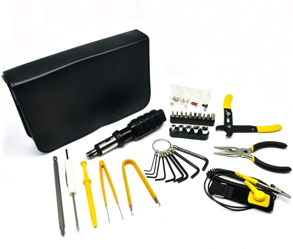Beszin 34-Piece Computer Tool Electronic gift Kit Repair Maintenance 35% OFF