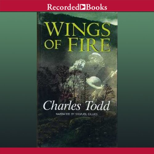 Wings of Fire audiobook cover art
