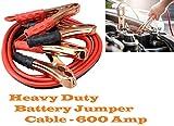 xcluma Heavy Duty Battery Booster Jump Start Cables 2.2 Meter, Dead Battery Start,Auto