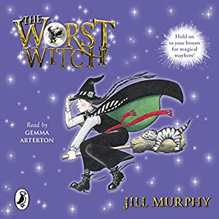 The Worst Witch cover art