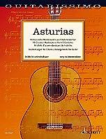 Asturias: 55 Classical Masterpieces from 5 Centuries Guitar (Guitarissimo)