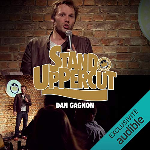 Couverture de Stand UpPercut - Dan Gagnon