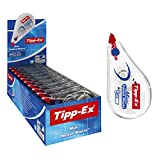 Tipp-Ex Mini Pocket Mouse Korrekturroller – Korrekturband 6 m x 5 mm – 10er Pack in praktischer Displaybox