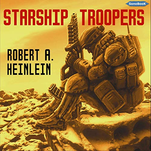 Couverture de Starship Troopers