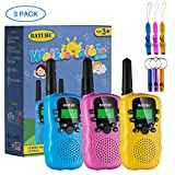 Walkie Talkies, SANJOIN Walkie Talkies for Kids, 22 Channels 2 Way Radios Walkie