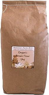 Demeter Farm Mill Organic Besan Flour, 5kg