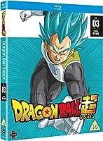 Dragon Ball Super: Part 3 [Region B] [Blu-ray]