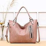 N\C Shoulder Bags European and American Messenger Women's Bags Large-Capacity Tote Bags Women