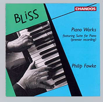 Bliss: Piano Works