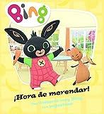 ¡Hora de merendar! (Un cuento de Bing): Una historia muy Bing con pegatinas