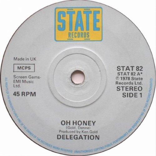 Oh Honey by Delegation on Amazon Music - Amazon com