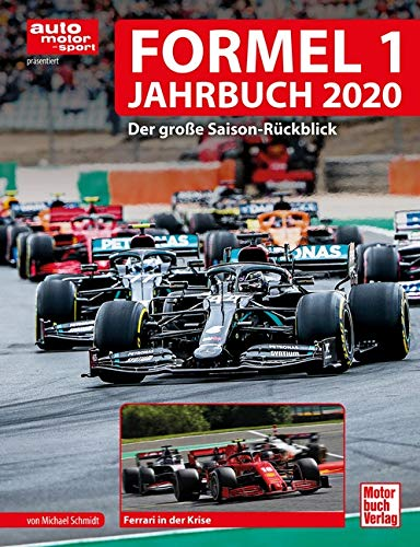 Formel 1 Jahrbuch 2020: Der groß...