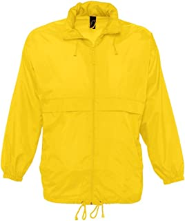 SOL'S Men's Surf Windbreaker Jacket