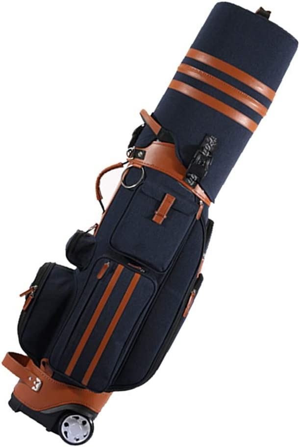 XYZZ 2 in 1 Golf Bag and Cover Hyb with Wheels Case Travel Hard Popular product Some reservation
