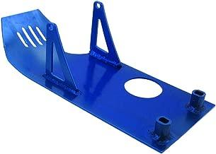 TC-Motor Blue Aluminum Engine Skid Plate For XR50 CRF50 Dirt Pit Bike 90cc 110cc 125cc 140cc Lifan YX SSR Thumpstar Coolster