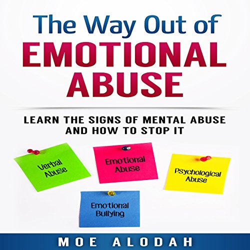 The Way out of Emotional Abuse audiobook cover art