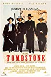 Tombstone Movie Poster US Version 24x36
