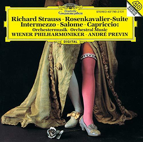 R. Strauss: Intermezzo, Op.72, TrV 246 - Symphonic Interlude: Am Spieltisch