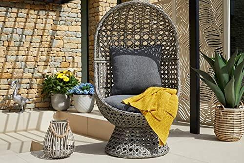 Swivel Cocoon Egg Chair