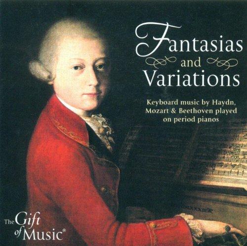 Piano Recital: Souter, Martin - Mozart, W.A. / Haydn, J. / Beethoven, L. Van (Fantasias and Variations)
