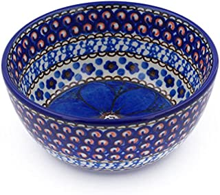 polish pottery cereal bowls