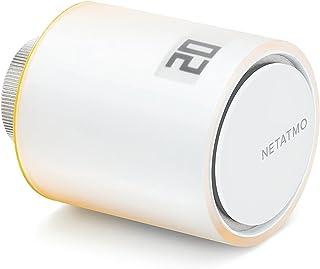 Set valvole termostatiche SMART Netatmo Pack 3 aggiuntive